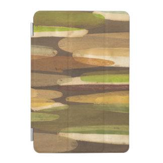 Abstract Earth Tone Landscape iPad Mini Cover