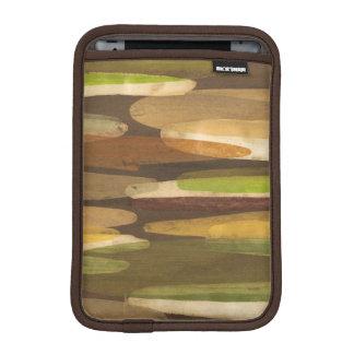 Abstract Earth Tone Landscape iPad Mini Sleeve