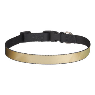 Abstract Earth Tones Colors Pet Collar
