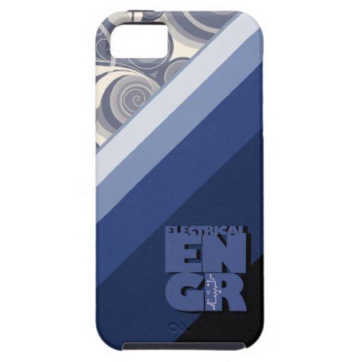 Abstract Electrical Engineering iphone case iPhone 5 Cases