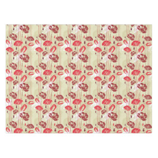 Abstract Elegance floral pattern 2 Tablecloth