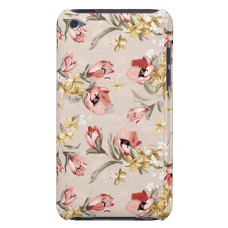 Abstract Elegance floral pattern 3 Case-Mate iPod Touch Case