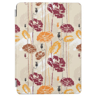 Abstract Elegance floral pattern 4 iPad Air Cover