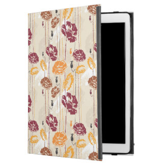 """Abstract Elegance floral pattern 4 iPad Pro 12.9"""" Case"""