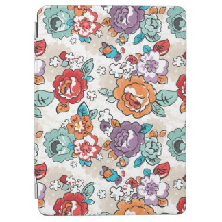 Abstract Elegance floral pattern 5 iPad Air Cover