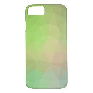Abstract & Elegant Geo Designs - Watermelon Hue iPhone 8/7 Case