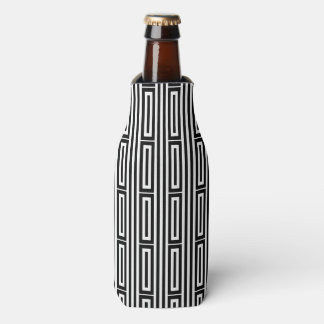 Abstract ethnic background bottle cooler