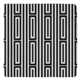 Abstract ethnic background trivet