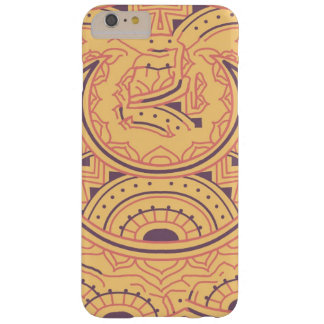 Abstract ethnic barely there iPhone 6 plus case