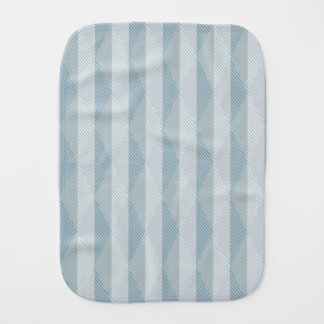 Abstract ethnic vector background burp cloth