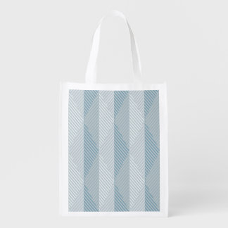 Abstract ethnic vector background reusable grocery bag