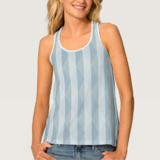 Abstract ethnic vector background tank top