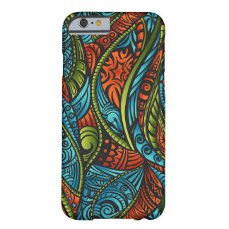 Abstract ethnic wallpaper barely there iPhone 6 case
