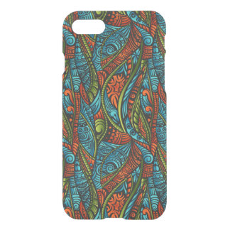 Abstract ethnic wallpaper iPhone 8/7 case