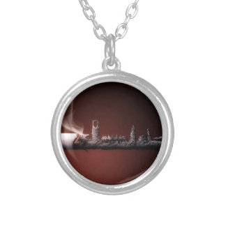 Abstract Everyday Building The Ashes Necklaces