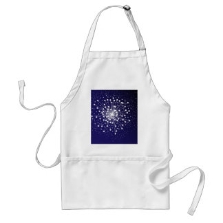 Abstract Explosion Standard Apron