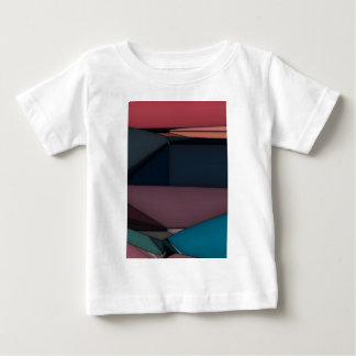 Abstract Expression Landscape Baby T-Shirt