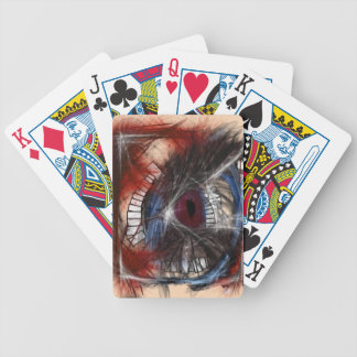 Abstract Eye Deck Of Cards
