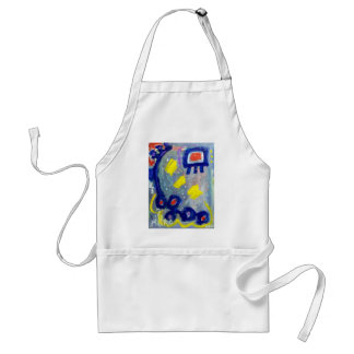 Abstract F13 Standard Apron