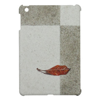 Abstract face cover for the iPad mini