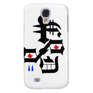 Abstract Face Galaxy S4 Case