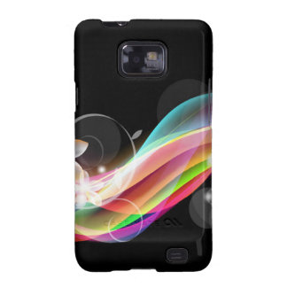 Abstract Fantastic Design Vector Background Galaxy S2 Cases