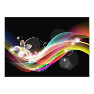 Abstract Fantastic Design Vector Background Custom Announcements
