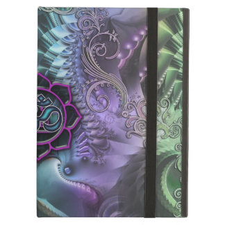 Abstract Fantasy Lotus OM iPad Air Case