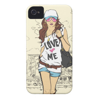 Abstract Fashion iPhone 4/4s Case