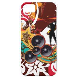 Abstract Female Case For The iPhone 5