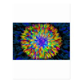Abstract fine art painting poster t-shirt print postcard