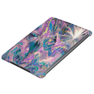 abstract fireworks case for iPad air