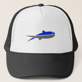 Abstract Fish Baseball Cap