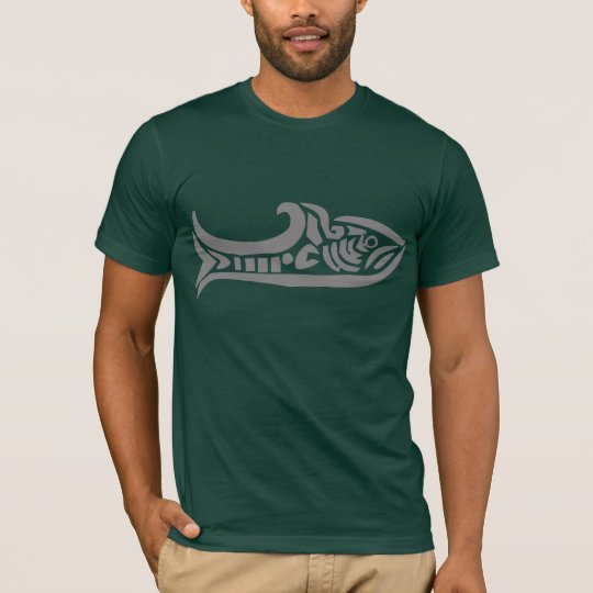 Abstract Fish T-Shirt