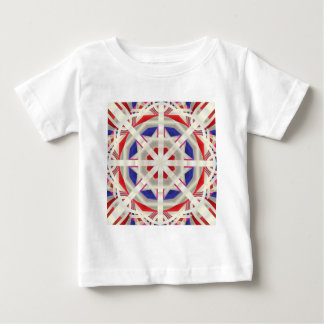 Abstract Flare Tshirt