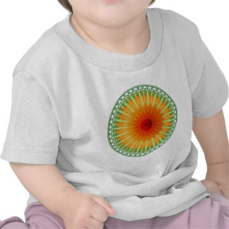Abstract Flare T-shirts