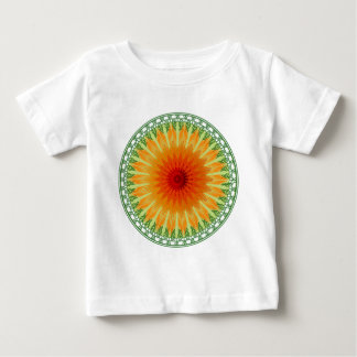 Abstract Flare Tshirt