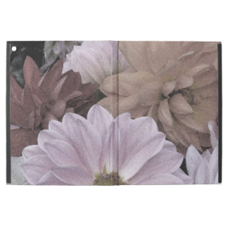"Abstract Floral Dahlia Garden Flowers iPad Pro 12.9"" Case"