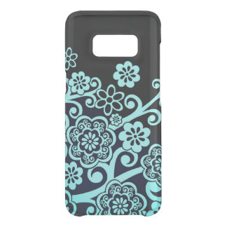 Abstract Floral Design Uncommon Samsung Galaxy S8 Case