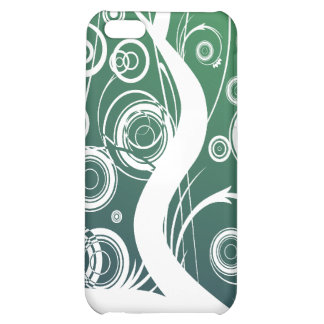 Abstract Floral iPhone Case iPhone 5C Covers