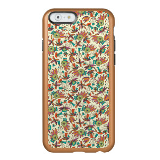 abstract floral pattern design incipio feather® shine iPhone 6 case