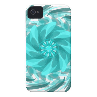Abstract floral swirl. iPhone 4 covers