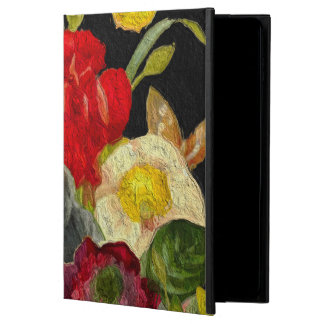 Abstract Floral Textured Powis iPad Air 2 Case