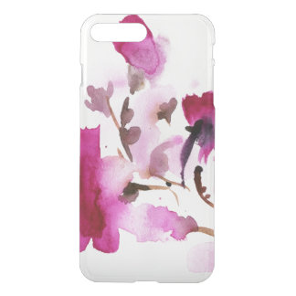Abstract floral watercolor paintings 4 iPhone 8 plus/7 plus case