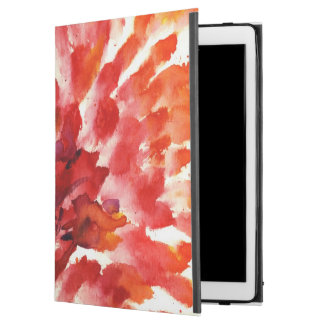 "Abstract floral watercolor paintings 5 iPad pro 12.9"" case"