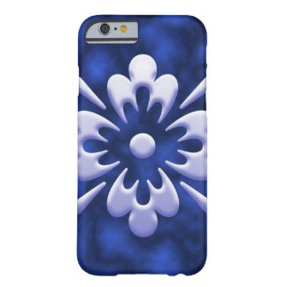 Abstract Flower Barely There iPhone 6 Case