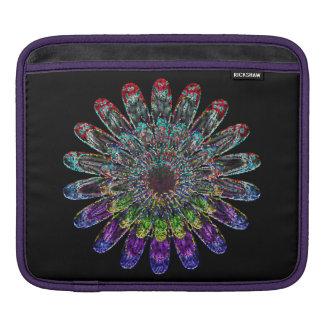 Abstract flower. iPad sleeve