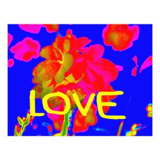 abstract flower magenta blue love copy.jpg 21.5 cm x 28 cm flyer