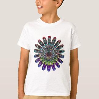 Abstract flower. T-Shirt