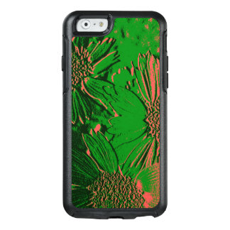 Abstract Flowers 1 Cute Floral OtterBox iPhone 6/6s Case